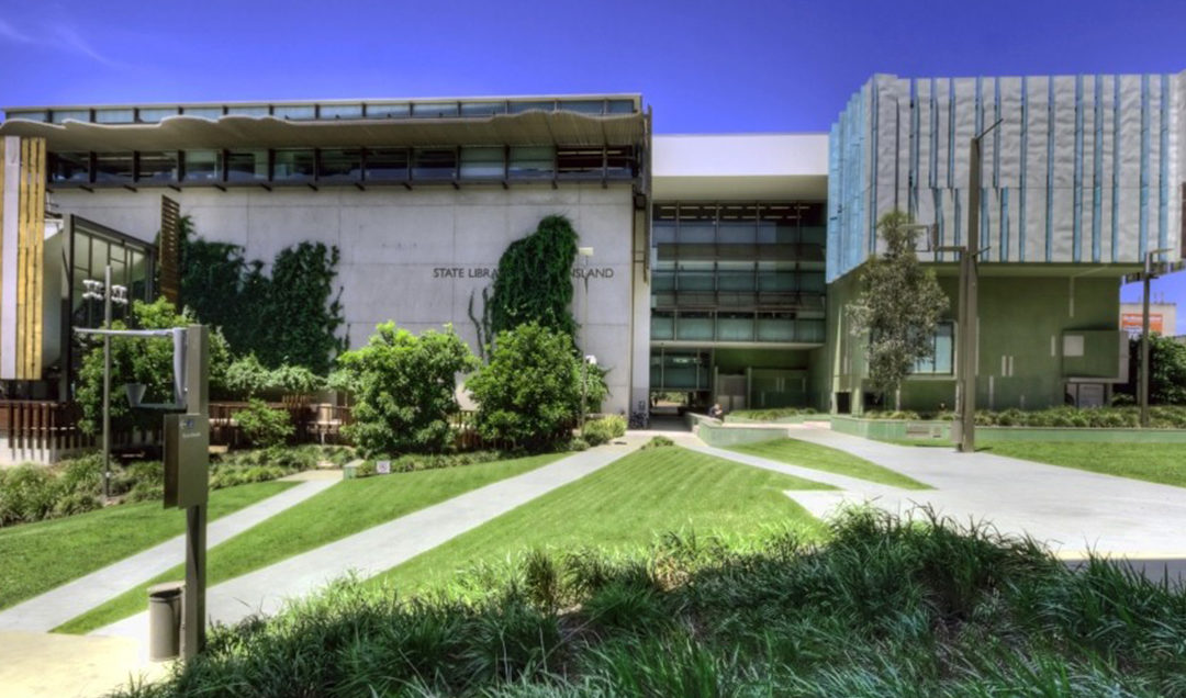 State Library Queensland
